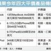 経済日報:Apple、4製品に低価格モデルを投入 MacBook Air/iPhone/iPad/HomePodに廉価版