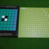 オセロVS連珠(にゃんこならべ) ボードゲーム異種対決