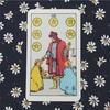 きょうのカード 2017/11/04 ペンタクル 6