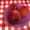 桃狩りは7月に御坂農園に行こう