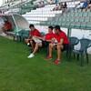 練習試合;トレド 0-2 ラージョ・バジェカーノ
