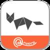 発想力を養うタングラム作成アプリ「くるくるタングラム」(iOS)をリリースしました。