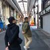 名駅周辺の散歩がてら円頓寺商店街に迷いんだ!