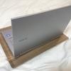 ベッドでパソコンを使うなら、テーブル代わりのお盆(滑り止め加工付きトレー)がおすすめ!
