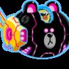 【ラインレンジャー】デスマシーンサリーのステータス