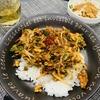 大吉飯をお家で作ってみた(岐阜で有名な旨辛台湾ラーメンのお店)