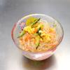 【夏の食欲ない時にピッタリ】さっぱり春雨サラダ