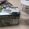 飼育器具購入、Amazonで午後発注し当日着