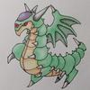 オルゴデミーラ(ポケモン風) Orgodemir , Pokémon style.