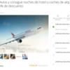 【不定期開催】Groupon.esでイベリア航空の2,000Aviosを19ユーロで購入!