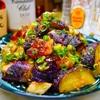 【レシピ】柚子胡椒香る♬鶏ももと秋茄子のマヨポン炒め♬