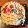 【豊中グルメ】お好み焼きのAT THE21  ボリューミィなお好み焼き!