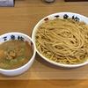 2018/05/15 濃厚魚介つけ麺 特盛