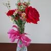 「母の日」お花ってやっぱりいいな。我が家の大切な時にはいつもお花がそばにあった。