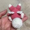 【白猫プロジェクト】星たぬき完成しました!【あみぐるみ】