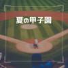 【甲子園開幕!】高校野球