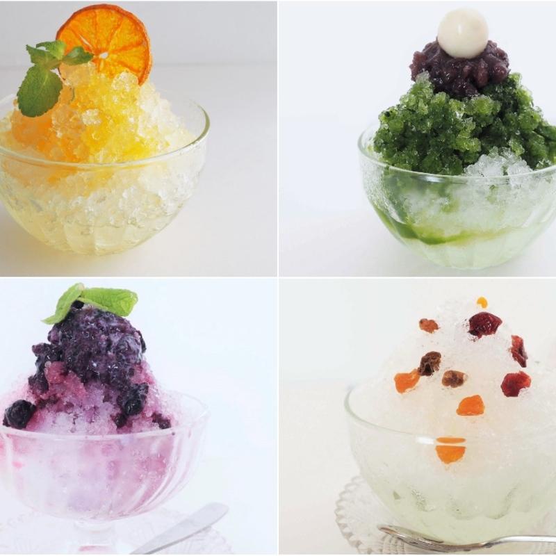 おうちで作れる!京都食材を使ったオリジナルかき氷を作ってみた!