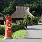 【京都】日吉ダムと美山かやぶきの里を観光!あゆ祭り&花火も堪能