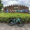 梅雨入り寸前、大田原市から那須町へ続く林道を走破する