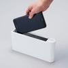 【新商品情報】キングジムが紫外線で除菌する「UV除菌ケース」を発売