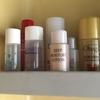 年内は化粧品使い切り月間を開催中