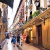 フランス&スペイン旅「ワインとバスクの旅!通算17軒目のバルでランチ!思い出いっぱいのサン・セバスティアンからバスでビルバオへ」