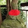 観音様を信仰した女性の墓か 湯河原の庵寺(湯河原町)