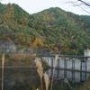 阿多岐ダム(岐阜県郡上)