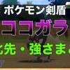 【ポケモン剣盾】ココガラの進化先・夢特性・強さ