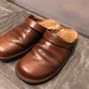 NAOTのサボ(グレイシャー)は肉厚な革を使ったオススメ革靴