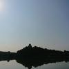 今日の犬山城は…『ぴゅ~~~~  どどーーーーん🎆』