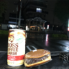 Uber Eats名古屋。よく寝るフグは味噌煮込みうどんを愛している。