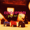 BRAHMAN『grope our way』 (1996)