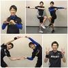 【開催まであと4日!】東京インドア出場選手紹介その⑤ 丸中・長江ペア