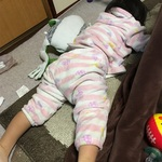 ちーたんのイヤイヤ期(ㆀ˘・з・˘)