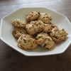 グラノーラが余ったので簡単クッキー作ってみたよ!
