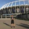ディナモキエフの試合行ってみた!
