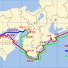 瀬戸内国際ヨットラリー、泊地航路情報