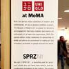 ユニクロ × モマ MoMA のSPRZ NY の件だけど。