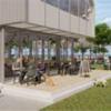 #455 晴海ふ頭公園の飲食店イメージ公表 ベット可のカフェ、BBQ場、パブリックビューイング?