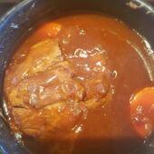 焼津の焼肉屋「うし屋金八」のランチのタンシチューがすでに食べたくてつらい。