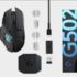 再びG502へ G502ワイヤレスLIGHTSPEED