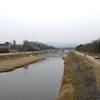 冬の京都御苑
