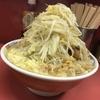 ラーメン二郎 ひばりヶ丘駅前店『大ラーメン豚入り ウーロン茶』