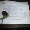 MTX200R イグニッションコイル交換