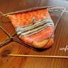 レッスンレポート)11/7本川町教室 レース編みできっちりと編めるようになりました