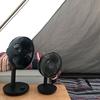 キャンプの暑さ対策!コードレス扇風機は一つあると心強い!!おすすめのアウトドアファンは?