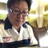 老舗の中華料理店で佐野ラーメンをいただきました。