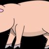 生の豚肉を食べ続けた結果が恐ろしい・・・。