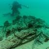 ポルトガルに400年前の沈没船
